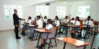 Private schools in Lagos are closing over coronavirus