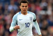 "Dele Alli tweeted after the match against Slovakia: ""The gesture was a joke between me and my good friend Kyle Walker."""
