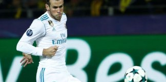 Gareth Bale received mixed reception as he returned for Real Madrid
