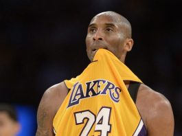 Kobe Bryant died in a helicopter crash