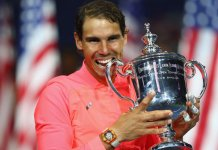 Rafael Nadal crushed Kevin Anderson to win the US Open