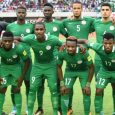 Nigeria play Egypt in a friendly match
