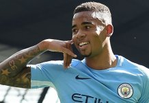 Manchester City striker Gabriel Jesus has signed a new contract with the Premier League champions