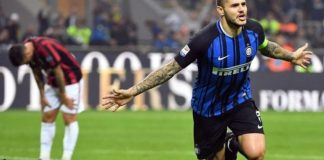 Icardi wins it late for Inter Milan