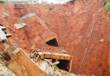 Erosion destroys 200 Kano graves