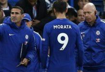 Alvaro Morata has scored seven goals since joining Chelsea