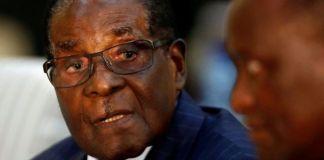 Robert Mugabe ruled Zimbabwe for 37 years