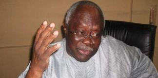 Chief Bode George is mooting the idea of running for 2023 Presidency