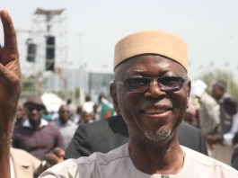 Chief John Odigie-Oyegun says Adams Oshiomhole is the architect of his own problems