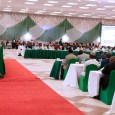 President Buhari addressed FEC retreat on education