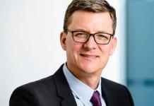 Chief Executive MTN group Rob Shuter