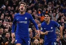 Marcos Alonso has signed a deal that will keep him at Chelsea until 2023