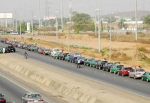 Fuel scarcity looms