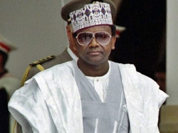 Late General Sani Abacha reportedly looted $5 billion