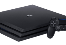 Sony's PS4 console