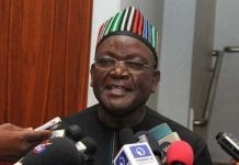 Governor Samuel Ortom of Benue state