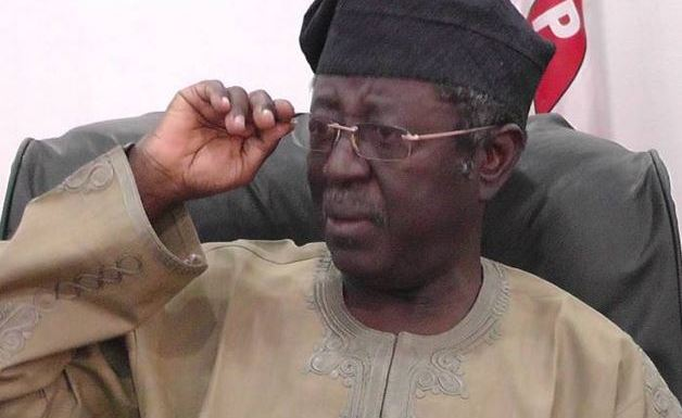Senator Jonah Jang is standing trial on a 12-count charge for N6.3bn fraud