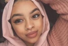 The body of Barclays bank worker Celine Dookhran was found in a freezer. Pic: Twitter