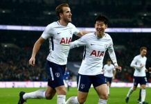 Son Heung-min has three goals and five assists in his last six Premier League games