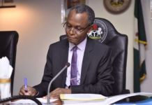Governor Nasir El-Rufai of Kaduna has tested positive for coronavirus