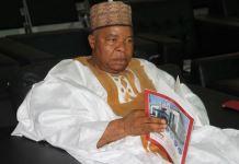 Former Deputy Senate President, Ibrahim Mantu