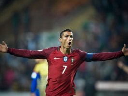Cristiano Ronaldo has scored his 700th career goal joining a list of elite strikers