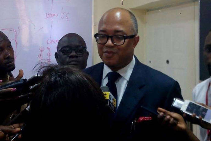 Nigeria Centre for Disease Control (NCDC) DG, Chikwe Ihekweazu has appealed for test kits