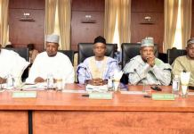 FILE PHOTO: Northern Governors Forum has kicked against the disbandment of SARS kaduna