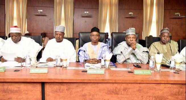 FILE PHOTO: Northern Governors Forum has kicked against the disbandment of SARS kaduna
