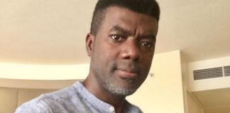 Reno Omokri was sacked by former President Goodluck Jonathan