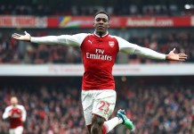 Danny Welbeck grabbed the winner as Arsenal beat West Ham 3-1