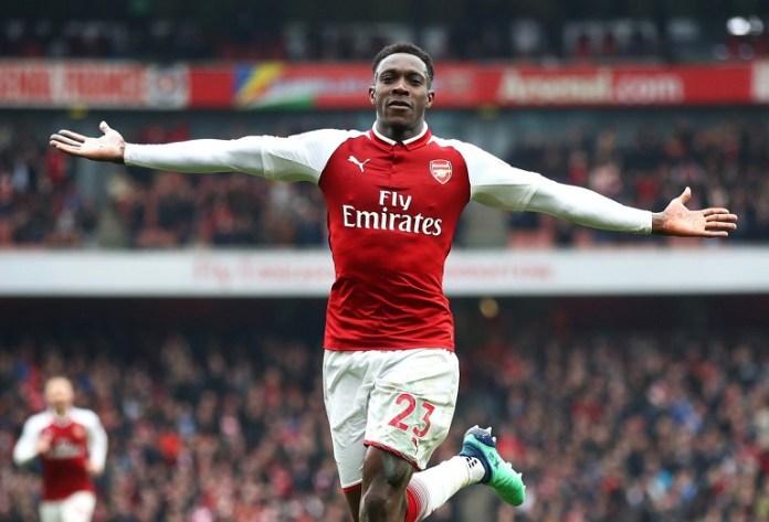 Danny Welbeck grabbed the winner as Arsenal beat West Ham 3-1