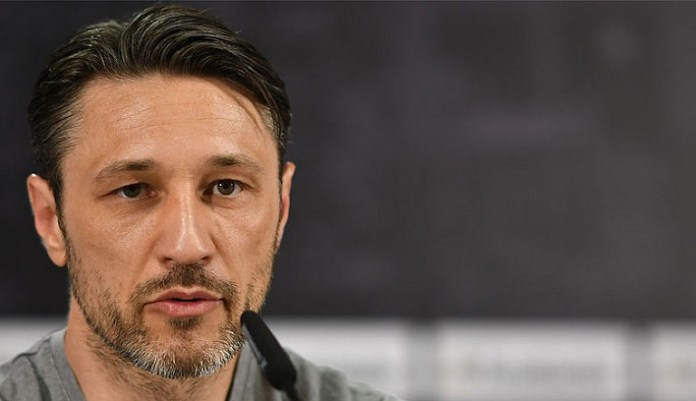 Niko Kovac to be replaced by Assistant coach Hansi Flick