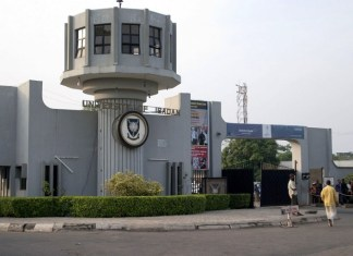 Robbers have raided New Hall hostel in University of Ibadan