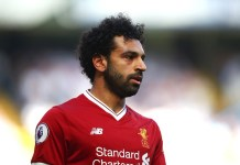 Merseyside police have seen a video of Mohamed Salah using his phone while driving