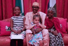 President Muhammadu Buhari has penned a chilling Children's Day message