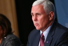 North Korea official Choe Son-hui has described VP Mike Pence's Gaddafi's comments as stupid