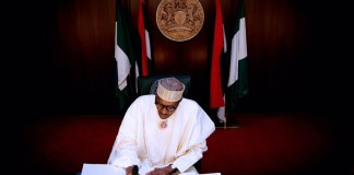 President Muhammadu Buhari seeks N300bn reduction in the 2020 budget