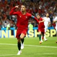 Cristiano Ronaldo scored a hat-trick as Portugal beat Switzerland in the Nations League