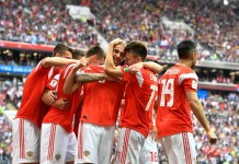 Denis Cheryshev and Artem Dzyuba both came off the bench to score for Russia in the opening match of the 2018 World Cup