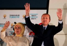 Erdogan has won a new five-year term in office as Turkey president