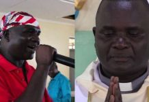 Father Paul Ogallo has been suspended by the Catholic Church for rapping during sermons