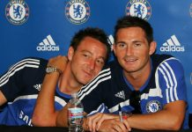 Frank Lampard is favourite to succeed Maurizio Sarri at Chelsea