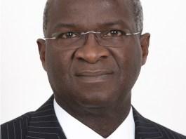 Minister of Power, Works and Housing, Babatunde Raji Fashola