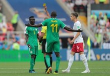 Senegal has become the first country ever in World Cup history to be eliminated based on Fair Play Points.