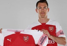 Stephan Lichtsteiner joins Arsenal as a free agent