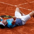 Unseeded Marco Cecchinato upset Novak Djokovic to reach semi-final of the French Open