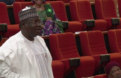 Senate leader Ahmad Lawan says President Buhari will assent the Electoral Act when its corrected
