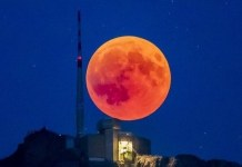 Blood Moon: World longest lunar eclipse was witnessed in Abuja, Nigeria's capital in 2018