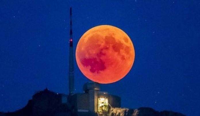 Blood Moon: World longest lunar eclipse was witnessed in Abuja, Nigeria's capital in 2018
